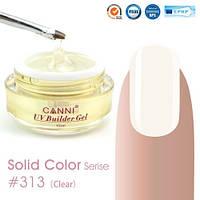 Конструирующий гель Canni 313 Clear прозрачный
