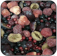 Компотная смесь(вишня,клубника,яблоко,черная смородина,слива)
