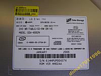 DVD привод с ноутбука LG LW65