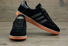 Кроссовки Adidas Spezial Black топ реплика