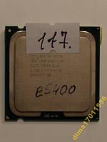 Процессор Intel Pentium Dual-Core e5400 2.70 Ghz