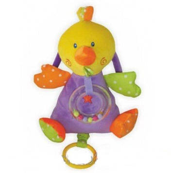 Музична іграшка Baby Mix STK-13171C Курча