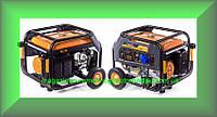 Бензиновые генераторы MATARI MP7900 (5.5кВт)