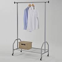 Стойка «W-71» для тяжёлой одежды, длина 120 см.