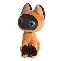 Мягкая игрушка «FANCY» (ГАВУ0) котёнок Гав, 17 см