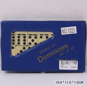 """Игра """"домино"""" b00494 (1023), в коробке: 18х11х1,5 см"""