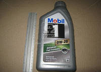Масло моторное MOBIL1 0W-20 API SN/CF, AСEA A1/B1,ILSAC GF-5 (Канистра 1л)
