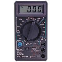 Мультиметр тестер вольтметр амперметр DT-832