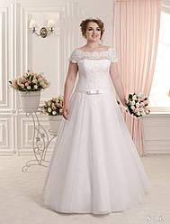 Свадебное платье S-163