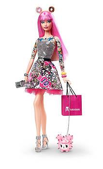Лялька Барбі Колекційна Barbie (10th Anniversary Tokidoki Barbie)
