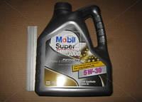 Масло моторное Mobil SUPER 3000 5W-30 Formula FE (Канистра 4л)