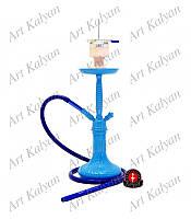 Кальян Amy Deluxe 048 Python Bl- Blue