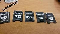 Адаптер переходник с Micro SD на SD
