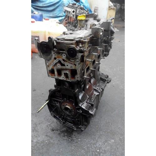 Двигатель Рено K4M B701 1.6 16V АКПП