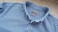 Рубашка TU в полоску Оскфорд Размер  М 15.5 Котон