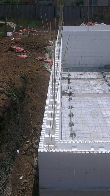 Строительство частного дома 2