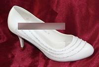 """Свадебные туфли """"Ф-01"""" Размер 35 36 39 40"""