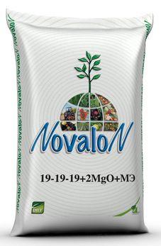 Новалон 19-19-19+2MgO+1,5S+МE-25кг