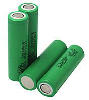 """Акумуляторні батарейки """"Samsung"""" 18650 (2200mAh) Green"""