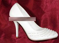 """Свадебные туфли """"Ф-02"""" Размер 39"""