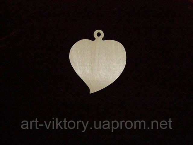 Подвес сердце