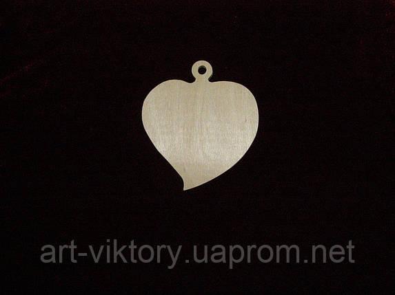 Подвес сердце, фото 2