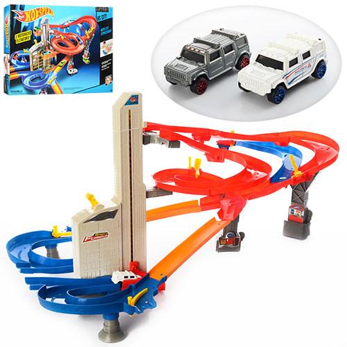 Детские гаражи, треки, железные дороги, аэропорты