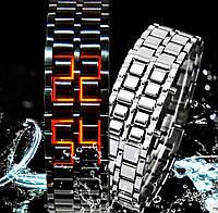 Часы - браслет Iron Samurai, фото 1