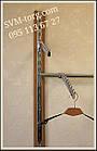 Рейка (профиль пристеный) в дереве светлая  2м., фото 5