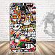 Эксклюзивный чехол для Huawei Y5c Y541 с картинкой Черепа, фото 3