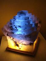 Соляная лампа Пагода цветная лампа