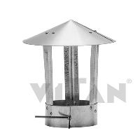 Зонт вентиляционный 90-100