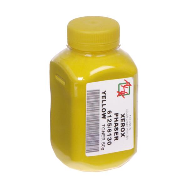 Тонер АНК для Xerox Phaser 6125 бутль 30г Yellow (331078)