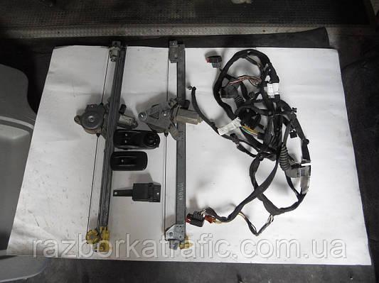 Стеклоподъемник комплект на Renault Trafic, Opel Vivaro, Nissan Primastar