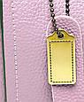 Женская сумка из натуральной кожи Traum 7334-16, розовый, фото 4
