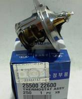 Термостат HYUNDAI ACCENT,GETZ 1.3,1.5 06- 2550022600