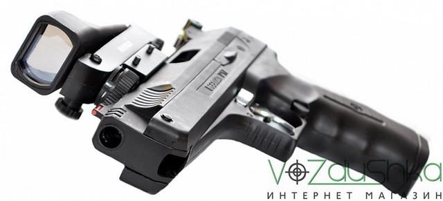 компрессионый пистолет beeman p17