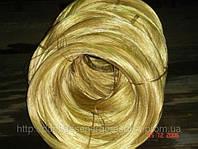 Латунная проволока Л63 м ф 0.20-8мм ГОСТ цена доставка, латунь, латунный, ( круг, пруток) листы, латунного про