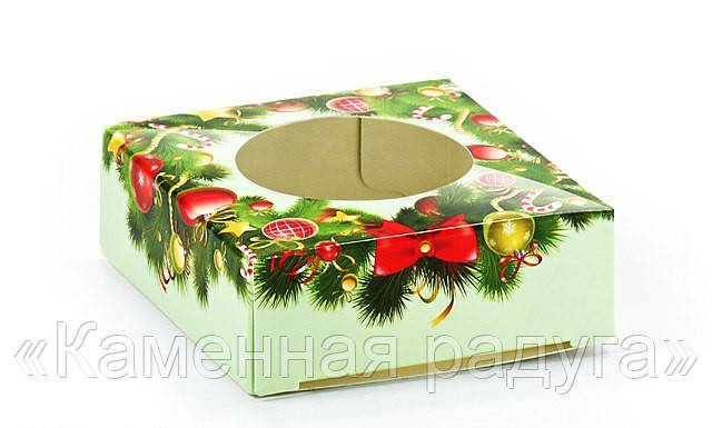 """Коробка """"Новогодняя"""" (стандартная)"""