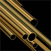 Латунная труба 50х10мм ЛС-59-1 немерная ГОСТ цена купить доставка