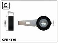 Ролик натяжной ремня генератора (без кондиционера) Partner/Berlingo/ExperScudo 1.9D 96-07 CAFFARO 41-98