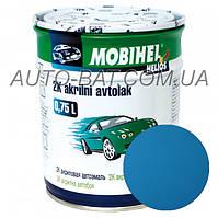 Автоэмаль двухкомпонентная автокраска акриловая (2К) 428 Медео Mobihel, 0,75 л