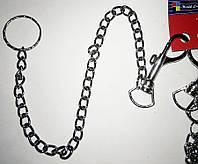 Цепочка для ключей с большим карабином