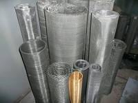Сетка нержавеющая тканая ячейка 30,0х30,0 мм пруток 2,0 мм сталь 08Х18Н10Т