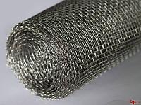 Сетка нержавеющая тканая ячейка 12,0х12,0 пруток 2,0 мм сталь 08Х18Н10Т