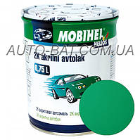 Автоэмаль двухкомпонентная автокраска акриловая (2К) 564 Кипарис Mobihel, 0,75 л
