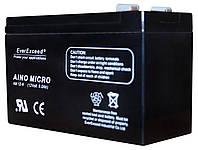 Аккумулятор для детского электромобиля 12V вольт 12 ah ампер
