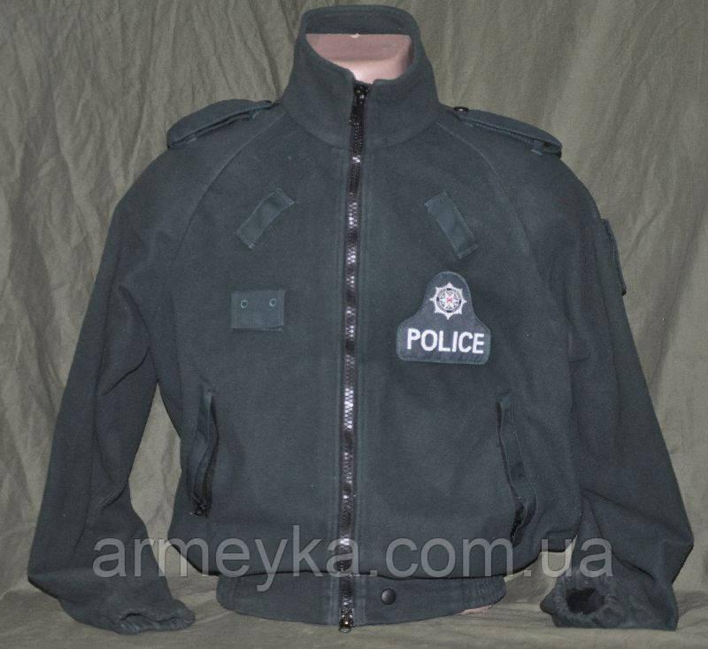 Мембранный полицейский флис windstopper . Northern Ireland Police.