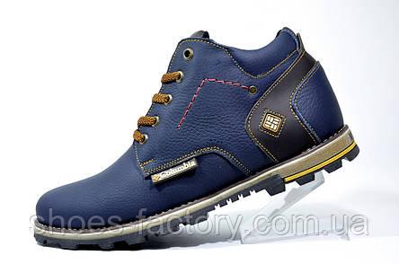Ботинки кожаные мужские Columbia зимние, фото 2