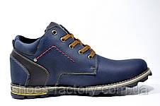 Ботинки кожаные мужские Columbia зимние, фото 3